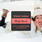 Winter Fashion Must-Haves Every Woman Needs