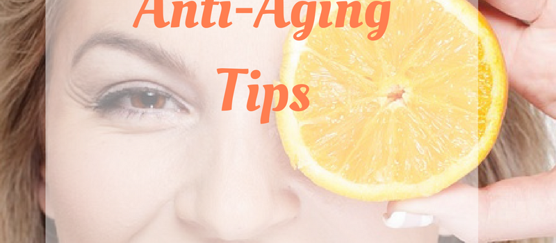 Head To Toe Anti-Aging Tips For Women Of Every Age