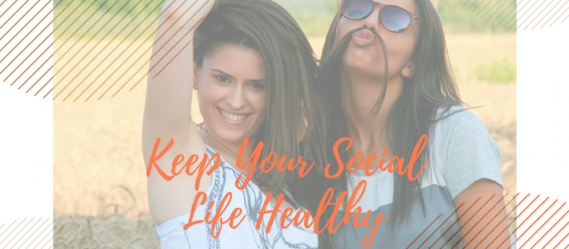 Top Ways To Stay Healthy And Still Enjoy A Social Life