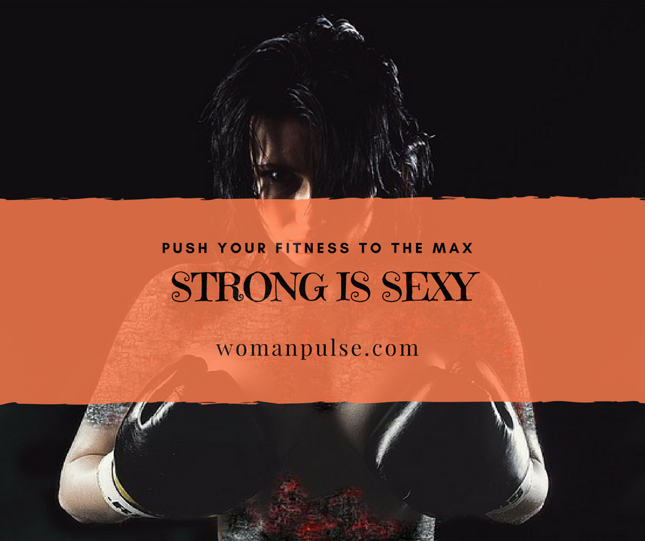Strong is sexy! Here is how to take your fitness to the next level