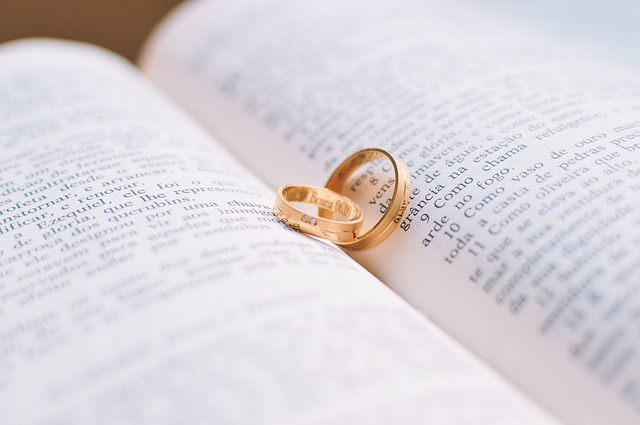storybook wedding