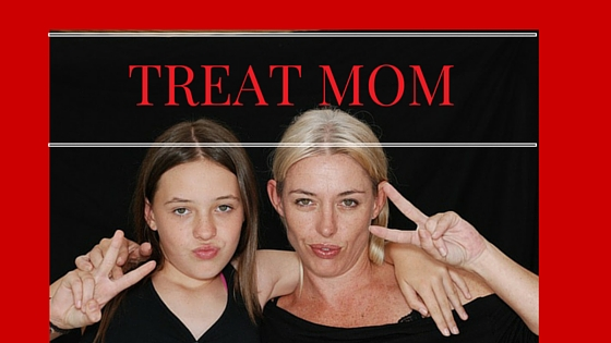Treat Mom To A Mom's Day Off For All She Does