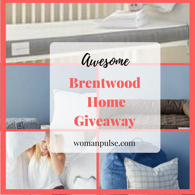 Awesome Brentwood Home Giveaway (just in time for Christmas)