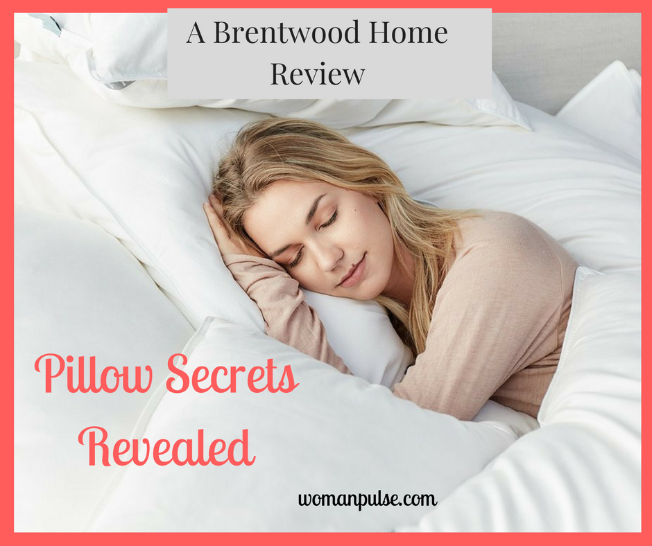 Pillow Secrets Revealed: A Brentwood Home Review