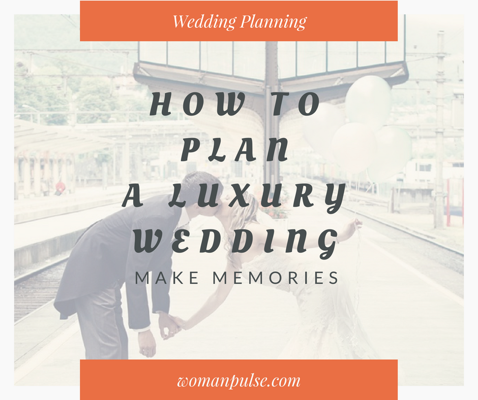 Luxury Wedding Details You Won't Want To Miss