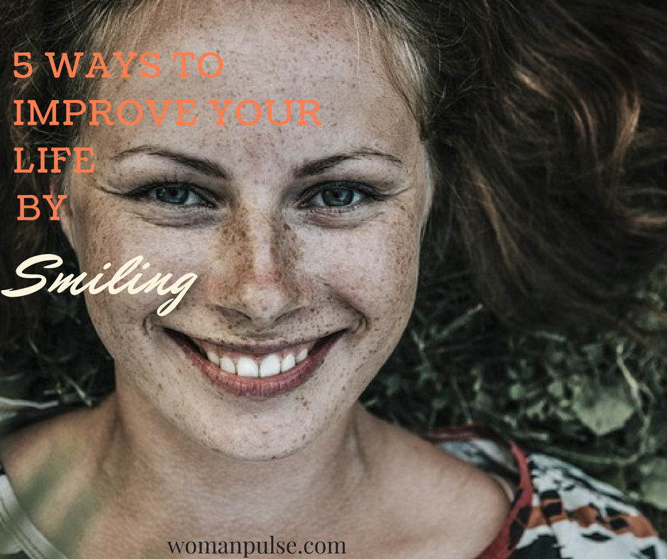 5 Surprising Ways Smiling Can Improve Your Life