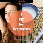 5 DIY Natural Soy Face Cleansers To Try At Home For Great Skin