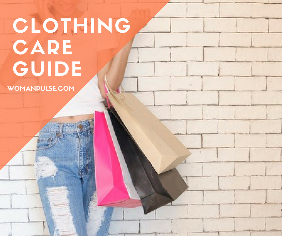 Style & Fashion: Awesome Clothing Care Guide You'll Love
