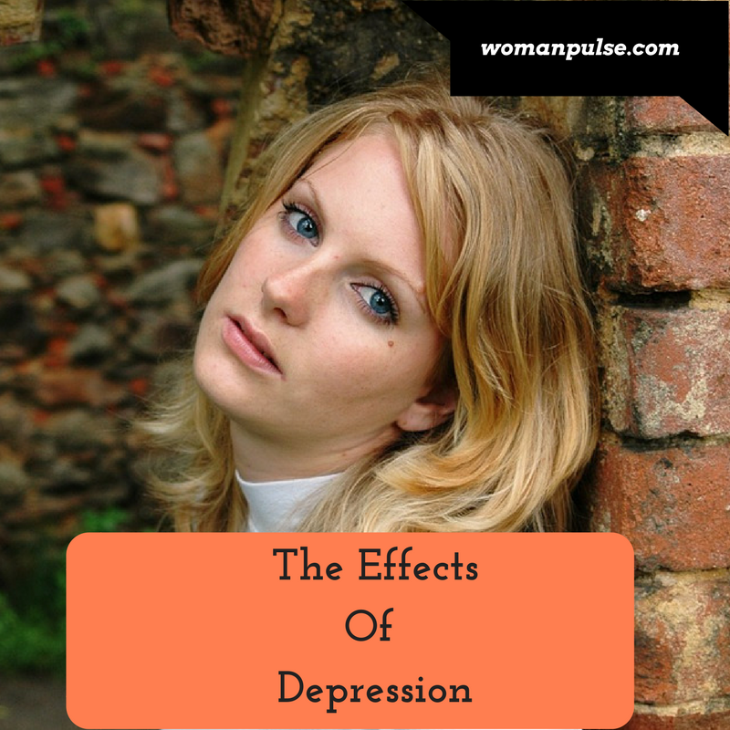 The Truth About The Effects Of Depression You May Not Know