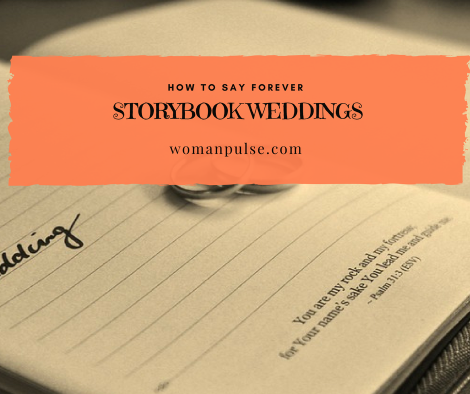 Storybook Weddings: Creative Ways to Tell a Story on Your Wedding Day