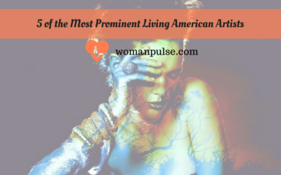 5 of the Most Prominent Living American Artists