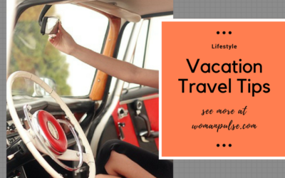 Vacation Travel Guide: How To Travel Comfortably
